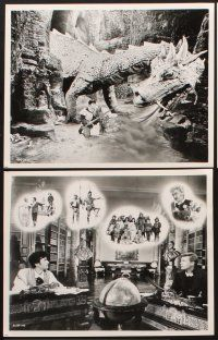 6z058 WONDERFUL WORLD OF THE BROTHERS GRIMM 16 8x10 stills '62 sexy Barbara Eden, Yvette Mimieux!