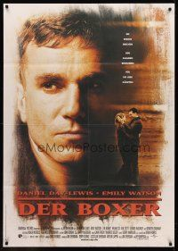 7m072 BOXER German 33x47 '97 different image of Daniel Day-Lewis & Emily Watson!