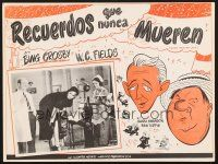 7m649 DOWN MEMORY LANE Mexican LC R60s W.C. Fields as dentist with sexy patient!