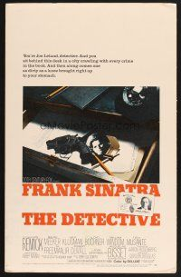 7m173 DETECTIVE WC '68 Frank Sinatra as gritty New York City cop, different gun image!