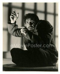 7w044 HOUSE OF FRANKENSTEIN 7.5x9.25 still '44 close up of sad hunchback J. Carroll Naish!