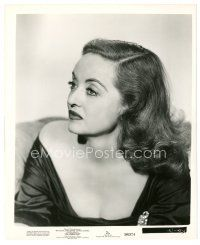 8j023 ALL ABOUT EVE 8x10 still '50 great head & shoulders close up of sexy Bette Davis!