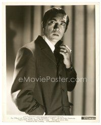8j040 ANTHONY QUINN 8x10 still '46 cool portrait wearing suit & tie from The Imperfect Lady!