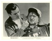 8j068 BEAU GESTE candid 8x10 still '39 great image of Legionnaire being made up to be dead!