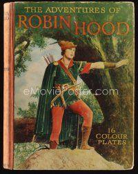Robin hood book first edition