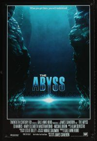 9k032 ABYSS int'l 1sh '89 directed by James Cameron, underwater artwork by Zoran!