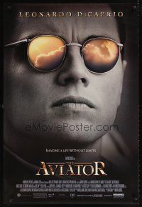 9k064 AVIATOR 1sh '04 Martin Scorsese directed, Leonardo DiCaprio as Howard Hughes!