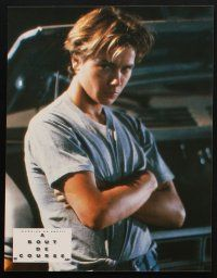 9p113 RUNNING ON EMPTY 12 French LCs '88 River Phoenix, Judd Hirsch, & Christine Lahti!
