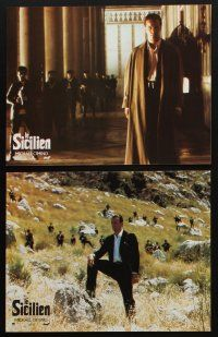 9p092 SICILIAN 16 French LCs '87 Christopher Lambert, Terence Stamp, directed by Michael Cimino!