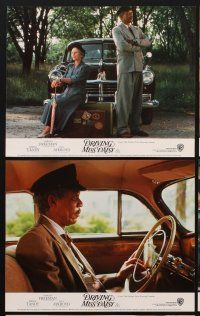 9y009 DRIVING MISS DAISY 8 color English FOH LCs '89 Morgan Freeman & Jessica Tandy, Bruce Beresford