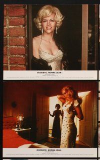 9y011 GOODBYE NORMA JEAN 8 color English FOH LCs '76 Misty Rowe as sexiest Marilyn Monroe!