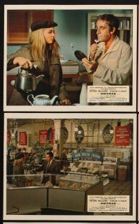 9y026 HOFFMAN 8 color English FOH LCs '70 Peter Sellers, Sinead Cusack, comedy!