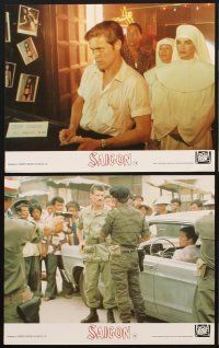 9y037 OFF LIMITS 8 color English FOH LCs '87 Willem Dafoe, Gregory Hines, Fred Ward, Vietnam!
