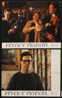 9y040 PETER'S FRIENDS 8 color English FOH LCs '92 Kenneth Branagh, Alphonsia Emmanuel, Hugh Laurie