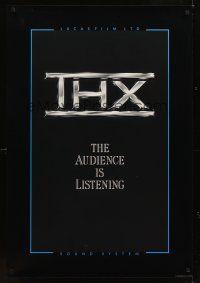 1g722 Thx 1sh 87 Lucasfilm Thx Sound System The Audience