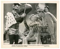 1m011 ABBOTT & COSTELLO GO TO MARS 8x10 still '53 Lou introduces Bud to sexy Mari Blanchard!