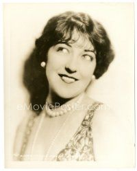1m017 AILEEN PRINGLE 8x10 still '30s head & shoulders smiling portrait wearing pearls!