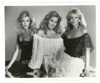 1m046 BARE ESSENCE TV 8x10 still '83 sexy portrait of Donna Mills, Genie Francis & Linda Evans!