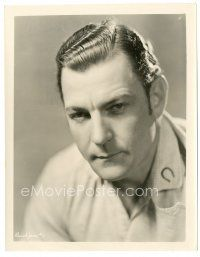 1m071 BUCK JONES 8x10 still '30s head & shoulders portrait of the great cowboy star!