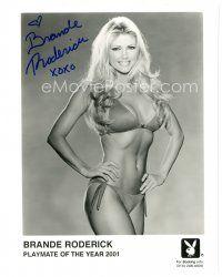 Brande roderick strip off