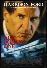2c023 AIR FORCE ONE int'l DS 1sh '97 President Harrison Ford, Gary Oldman, Glenn Close