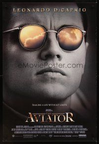 2c050 AVIATOR 1sh '04 Martin Scorsese directed, Leonardo DiCaprio as Howard Hughes!