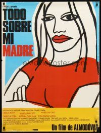 3b071 ALL ABOUT MY MOTHER reproduction '99 Pedro Almodovar's Todo Sobre Mi Madre, cool art by Marine!