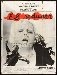3x877 PEBBLES OF ETRATAT French 1p '74 Les Galets d'Etretat, Virna Lisi & Maurice Ronet!