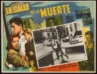 3x322 SIDE STREET Mexican LC '50 fate dropped thirty thousand dollars in Farley Granger's lap!