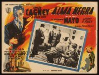 3x348 WHITE HEAT Mexican LC '49 James Cagney & his gang tie men up, classic noir!