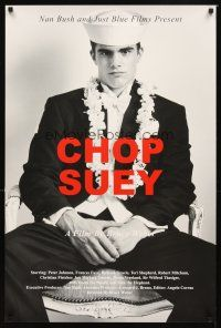 4j040 CHOP SUEY special 24x36 '01 Bruce Weber documentary about avant-garde photography!