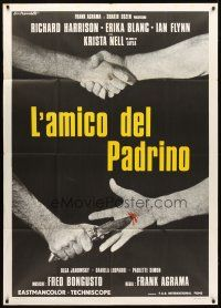4s400 HAND OF THE GODFATHER Italian 1p '72 Frank Agrama's L'Amica del Padrion, cool image!