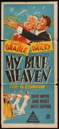 My blue heaven movie poster