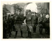 5x347 HOT PEPPER 8x10 still '33 Edmund Lowe & Victor McLaglen as officers in the Chinese army!