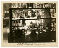 5x348 HOUSE OF DRACULA 8x10 still '45 close up of pretty Jane Adams working in laboratory!