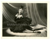5x376 IRINA BARONOVA 8x10 still '40 the sexy Russian chief dancer of the Ballet Russe!