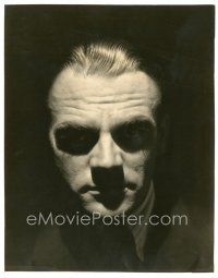 5x386 JAMES CAGNEY 7.5x9.5 news photo '30s clever use of light & shade create a weird portrait!