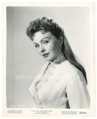 5x402 JEANNE CRAIN 8x10 still '55 sexy waist-high portrait from Man Without a Star!