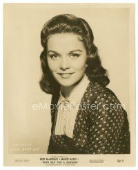 5x410 JOAN BLACKMAN 8x10 still '59 head & shoulders portrait from Good Day For a Hanging!