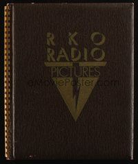 7k012 RKO RADIO PICTURES 1941-42 campaign book '41 Citizen Kane, Fantasia, Dumbo, AND Bambi!