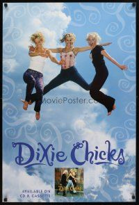 7x062 DIXIE CHICKS 24x36 music poster '98 cool images of pretty country & western singers!