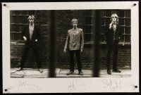 7x076 POLICE heavy stock music poster '07 Sting, Stewart Copeland & Andy Summers by Costello!