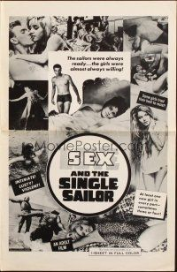 Sex and the single sailor