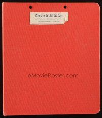 1a049 DANCES WITH WOLVES final draft script May 23, 1989, screenplay by Michael Blake!