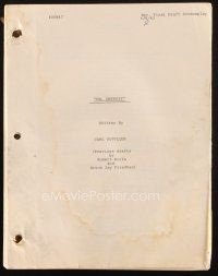 1a058 DOCTOR DETROIT revised final draft script June 7, 1982, screenplay by Carl Gottlieb!