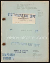 1a069 FATHER OF THE BRIDE script February 24, 1949, screenplay by Frances Goodrich & Hackett!