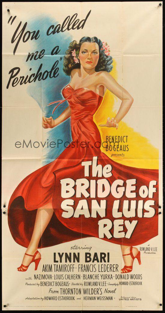bridge of san luis rey thesis