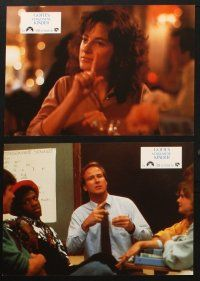 2d025 CHILDREN OF A LESSER GOD 16 German LCs '87 William Hurt, Piper Laurie, Marlee Matlin