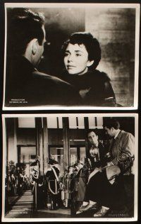 2d013 INDISCRETION OF AN AMERICAN WIFE 15 German 9.5x11.75 stills '54 De Sica, Jennifer Jones, Clift