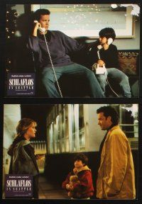 2d032 SLEEPLESS IN SEATTLE 12 German LCs '93 Tom Hanks, Meg Ryan, Bill Pullman, Rosie O'Donnell